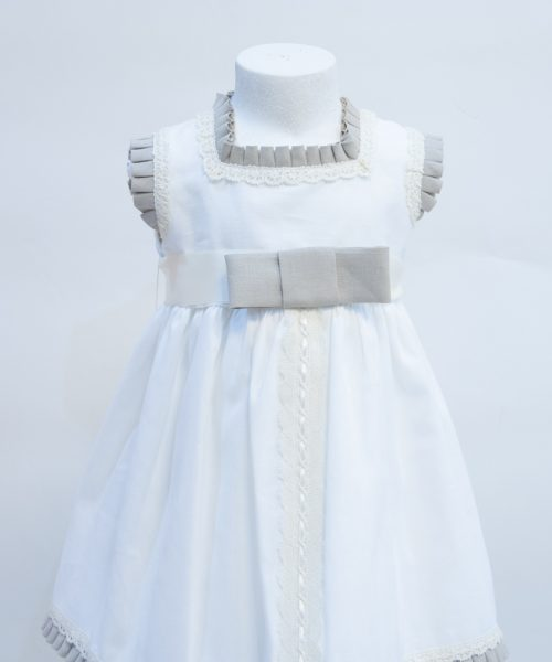 vestido ceremonia - 30 pizca infantil