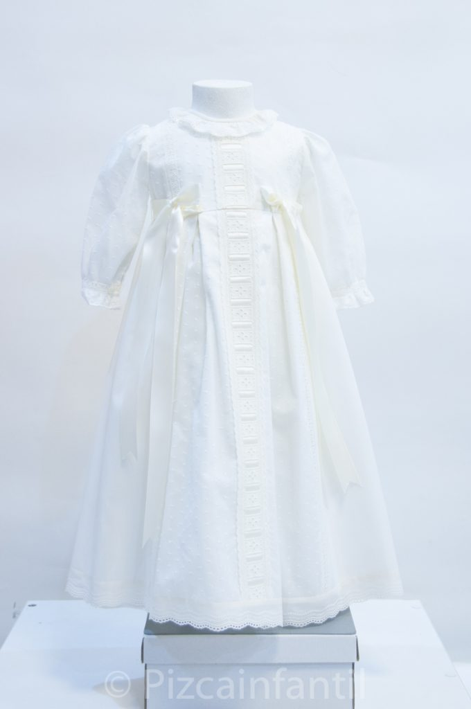 vestido ceremonia - 14 pizca infantil