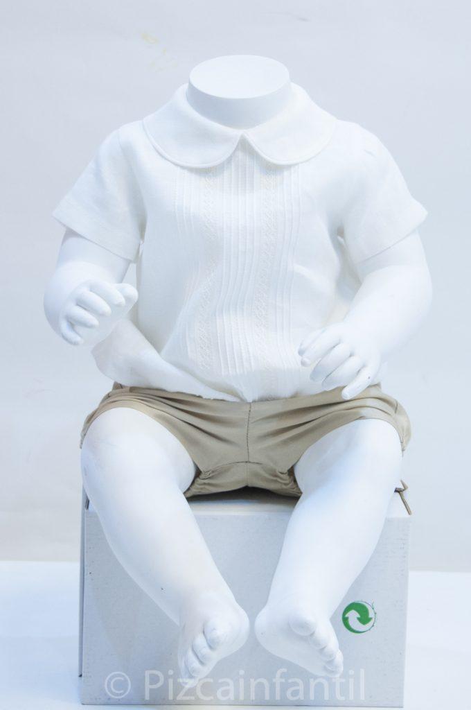 vestido ceremonia - 100 pizca infantil