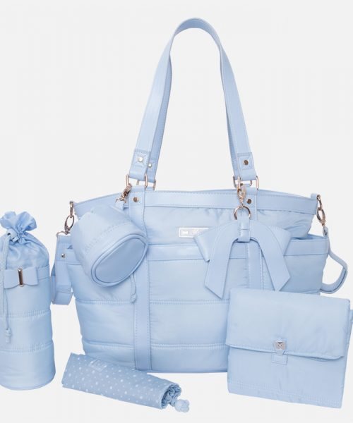 CATEGORIA bolso de bebe azul