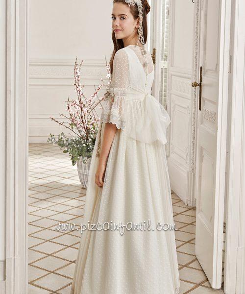 vestidos comunión Rosa Clará