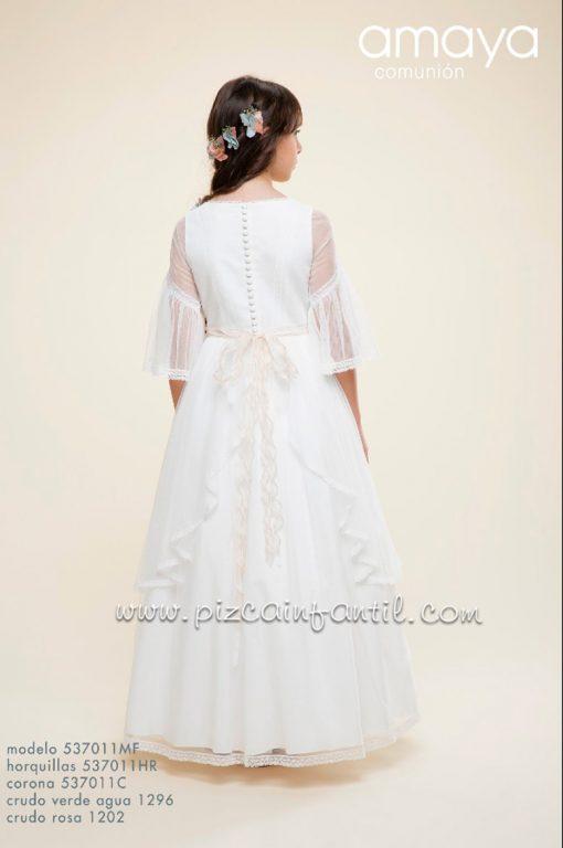 amaya-537011MF-vestidocomunion-2021-espalda-pizcainfantil
