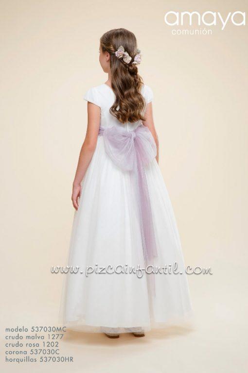 amaya-537030MC-vestidocomunion-2021-espalda-pizcainfantil