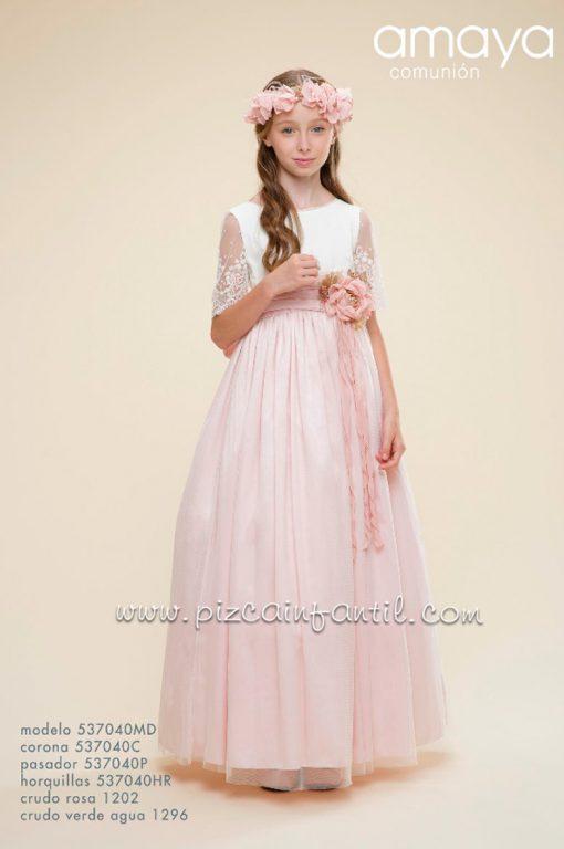 amaya-537040MD-vestidocomunion-2021rosa-pizcainfantil