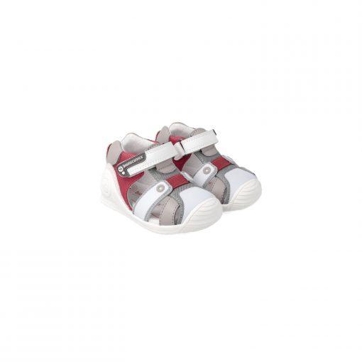 biomecanics-cangrejera--sandalia-212144-blanca-roja-pizcainfantil