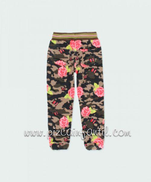 boboli-421018--pantalon-felpa-elastica-flores-niña-pizcainfantil