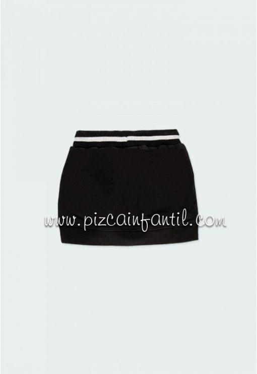 boboli-433156--falda-punto-niña-negra-pizcainfantil
