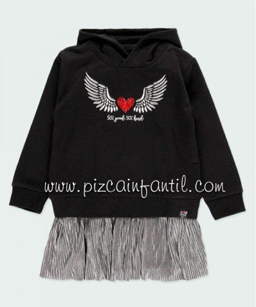 boboli-433167-vestido-combinado-alas-niña-pizcainfantil