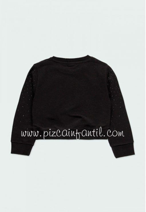 boboli-433178-sudadera-niña-negra-pizcainfantil
